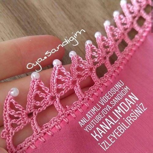46 Sequin Beaded Crochet Floral Needlework Models -