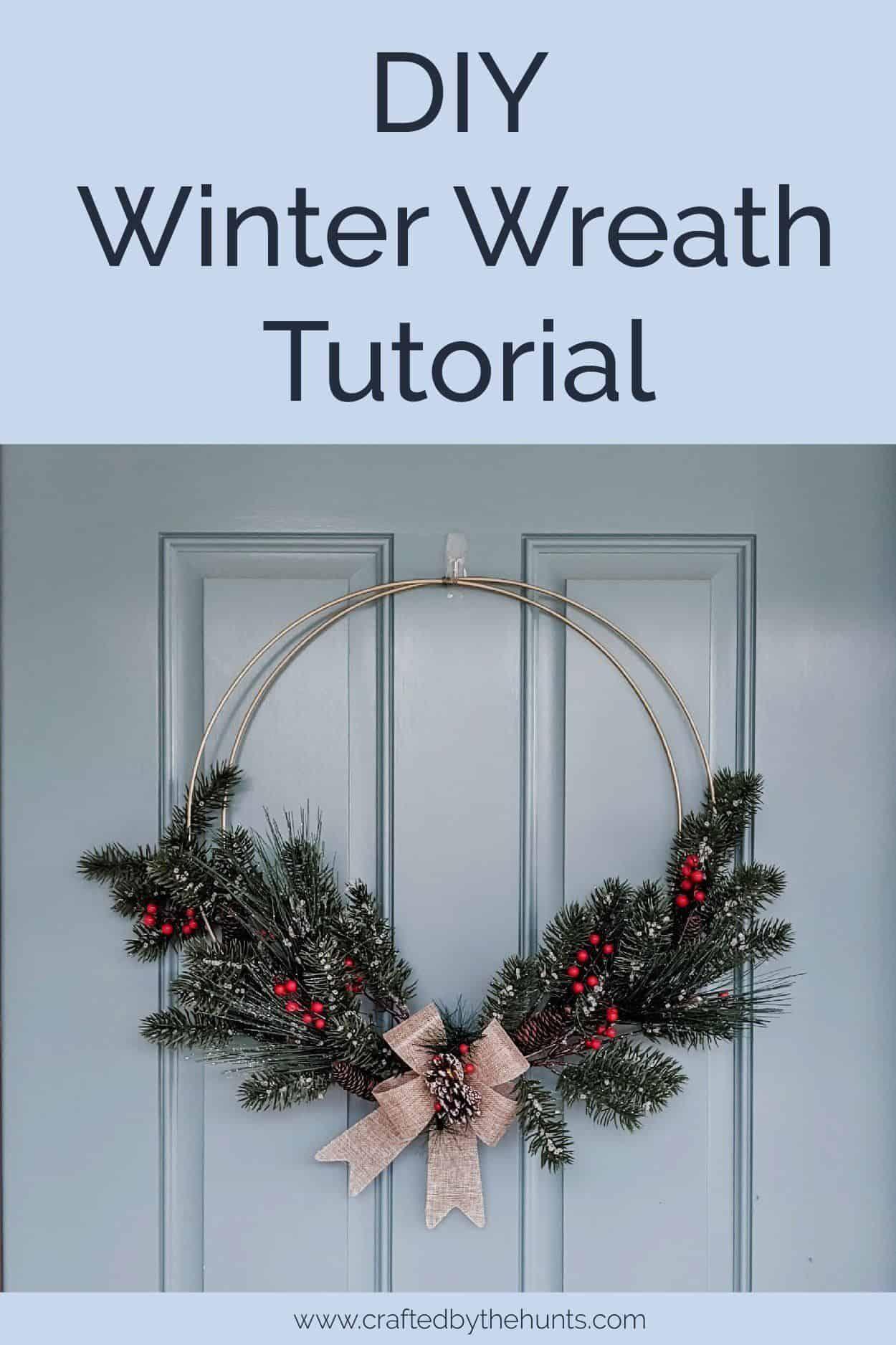 36++ Easy diy christmas wreaths info