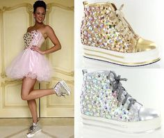 prom dress and sneakers , Google Search