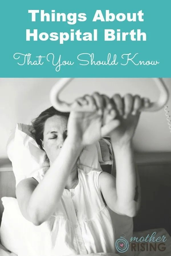 Things About Hospital Birth That You Should Know   Mother ...