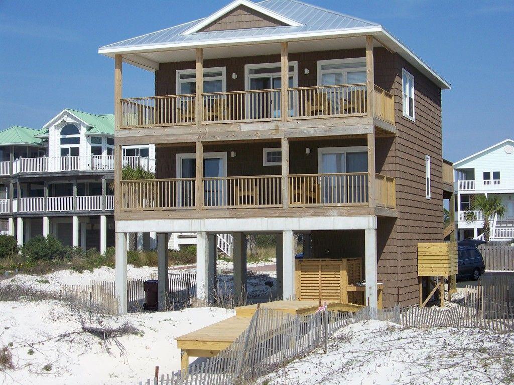 Teresas Beach Homes Mccosh House