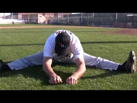 Catching 101 Dynamic Stretching Routine For Baseball Catchers Youtube Baseball Catcher Dynamic Stretching Baseball Workouts