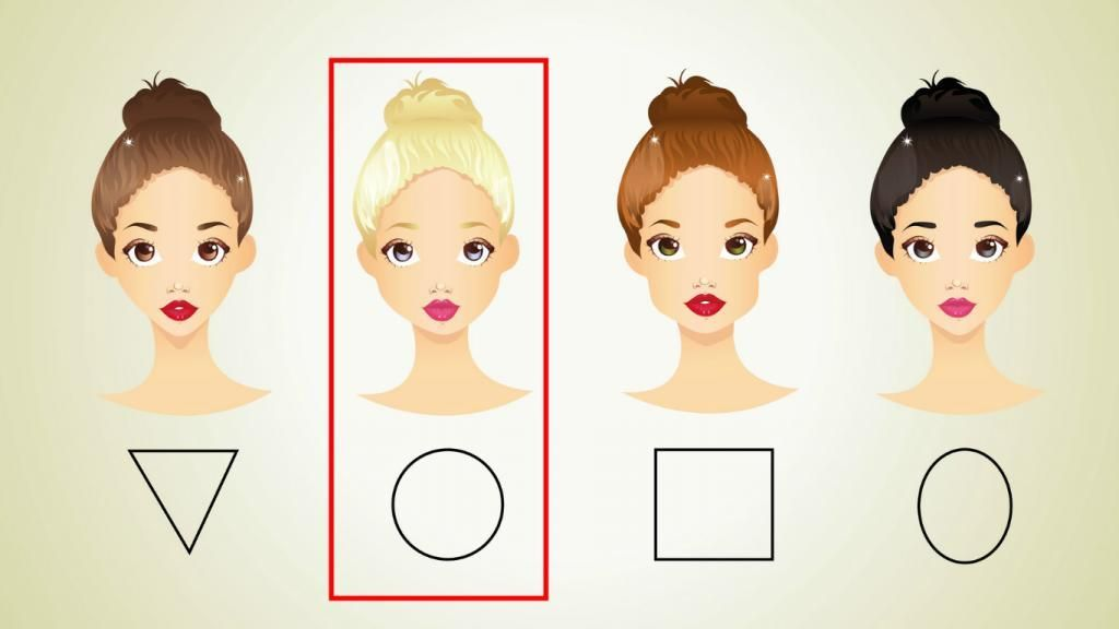 La Methode Infaillible Pour Connaitre Votre Longueur De Cheveux Ideale Connaissez Vous La Regle Du 2 25 Longueur De Cheveux Visage En Forme De Coeur Visage