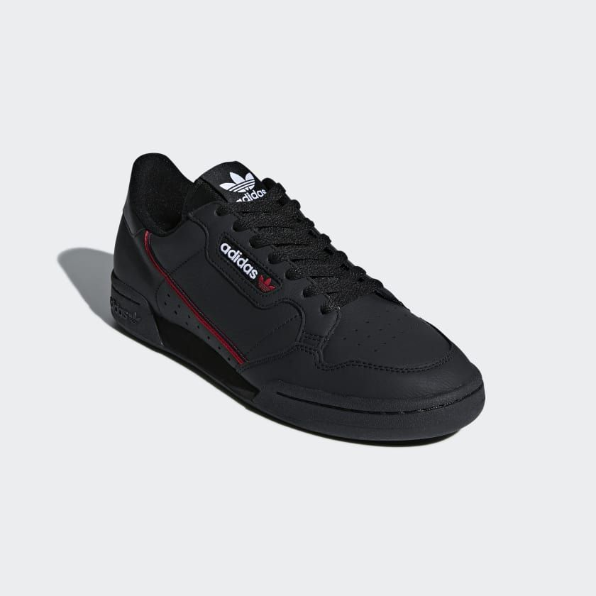 super popular 8f7bf e665e adidas Continental 80 Shoes - Black  adidas US