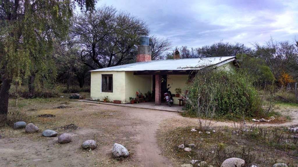 Inmobiliaria Aloja Vende Casa 3 Dorm Lote De 1 000 M En Barrio Las Gramillas De San Marcos Sierras Aloja Inmobiliaria San Marcos Sierras Inmobiliaria