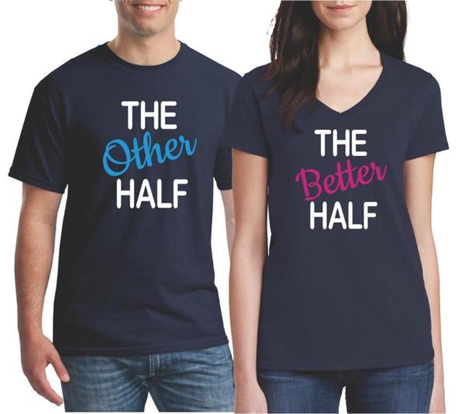 c280959a95 Matching Couples Shirts - Husband and Wife Shirts - Funny Couple Shirts