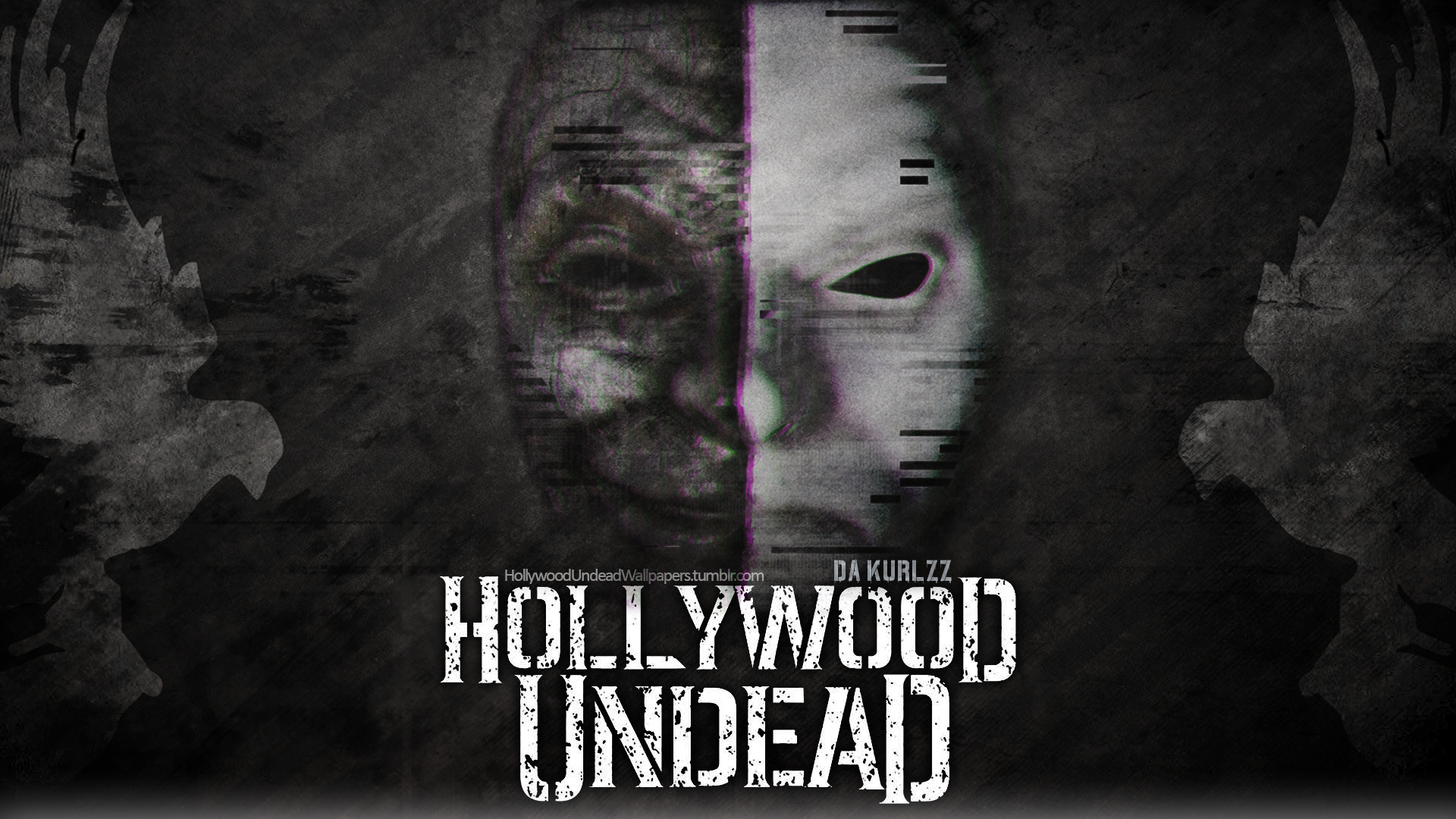 hollywood undead da kurlzz wallpaper