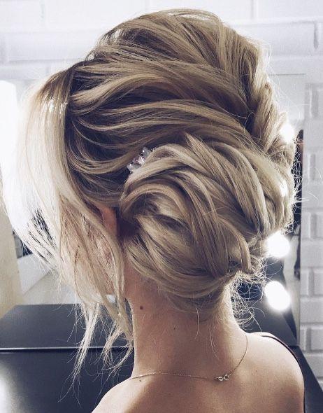 Wedding Hairstyle Inspiration - Lena Bogucharskaya | Updo