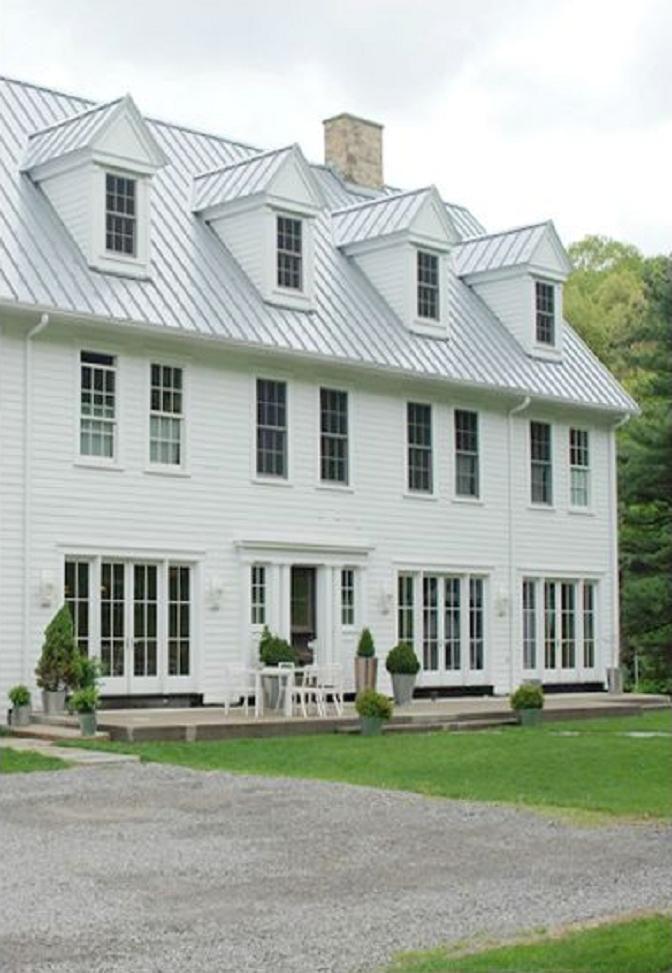 Briggs Edward Solomon Coral Gables Farmhouse Exterior Colors Farmhouse Exterior House Exterior