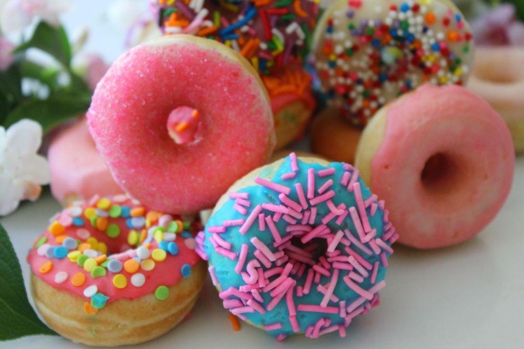 Minilicious Donuts | Recipe | Cute desserts, Donuts, Cute ...