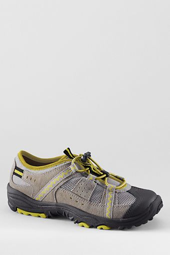 Boys' Trekker Shoes from Lands' End