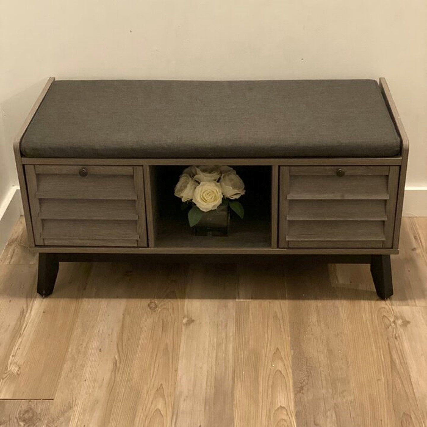 Industrial Storage Bench Shoe Bench With Seat Multifunctional