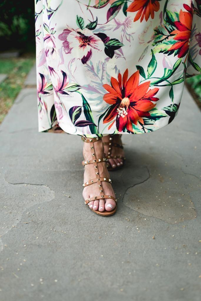034cc471297e Valentino Garavani Rockstud Block-Heel Sandals