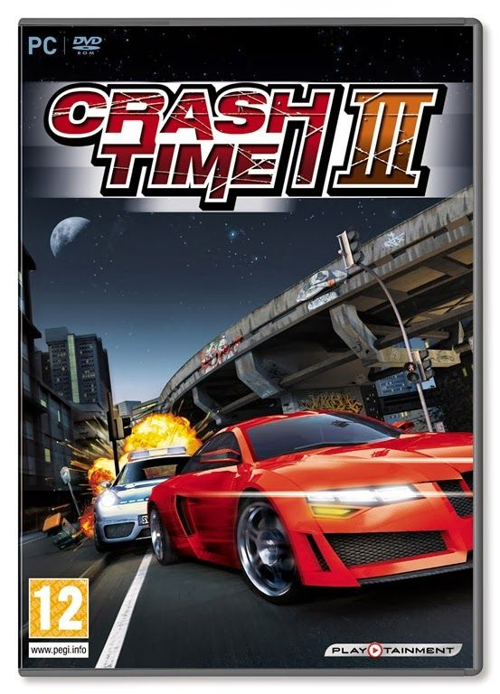 Crash Times 3 Highway Nights Highly Compressed Pc Game Easy And Fast