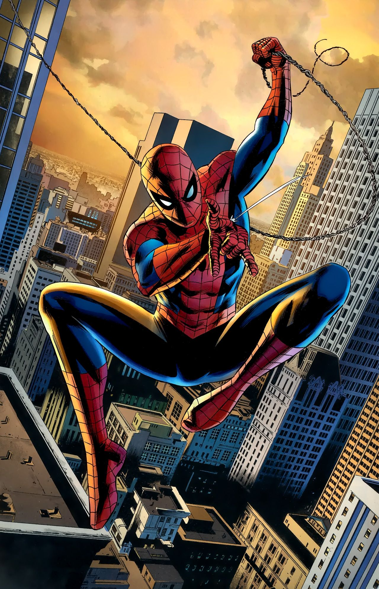 Spider man by steve epting comics pinterest h ros - Et spider man ...