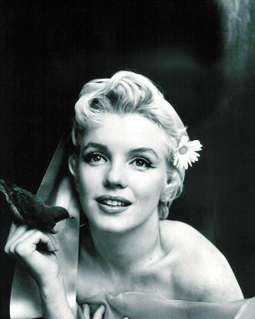 Marilyn Monroe by Cecil Beaton. probably one of her best.