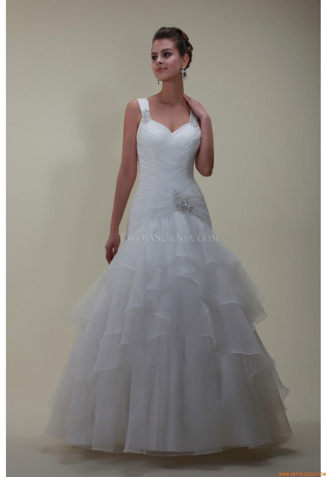 Wedding Dress Venus VN6792 Venus Informal 2013 | Wedding Dresses ...