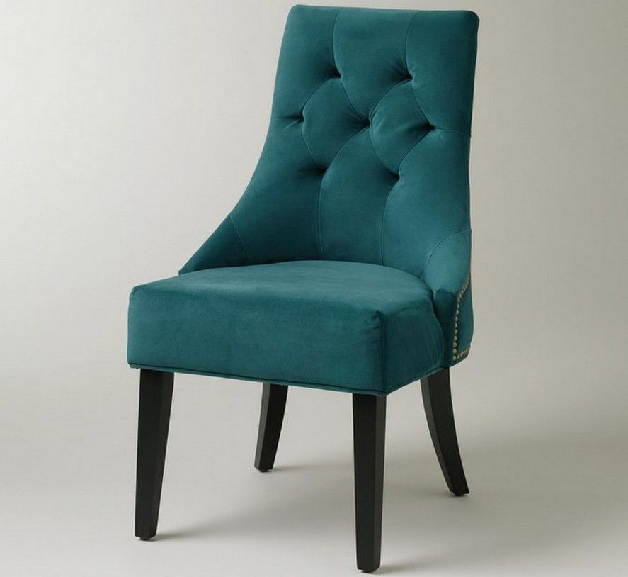 Fabric Dining Chairs Teal Famous Chairs Design Famous Chairs