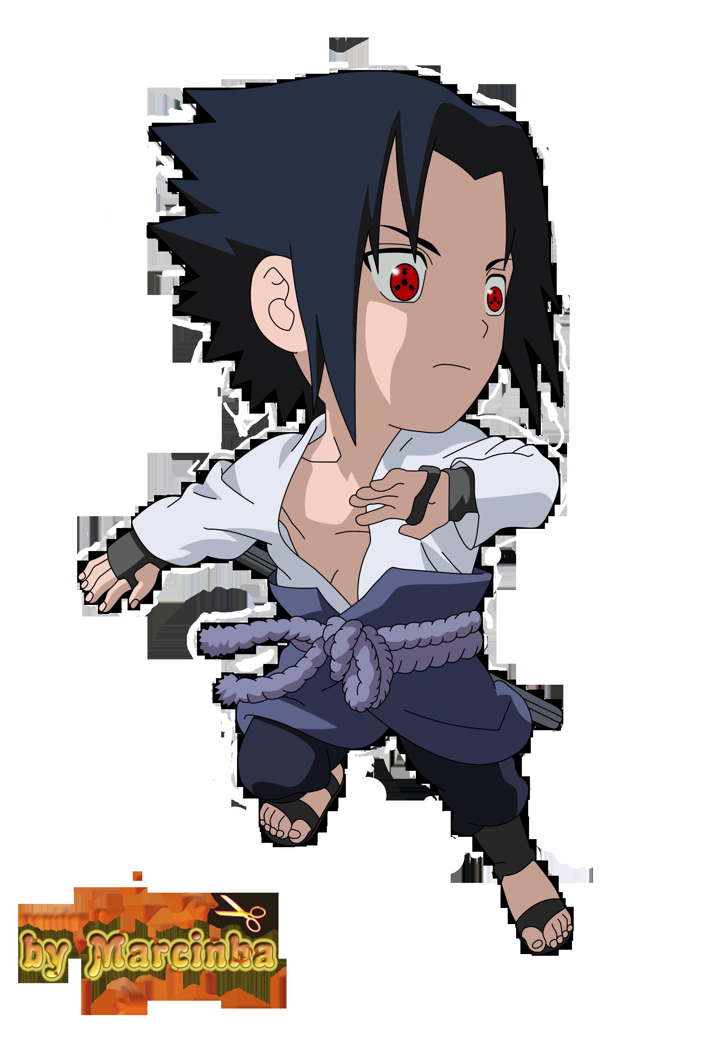 Render Chibi Sasuke Sharingan Eyes By Marcinha20 Deviantart