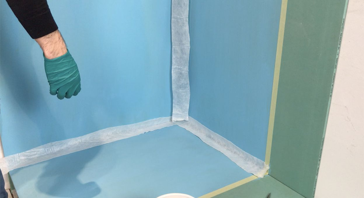 Etancheite Sous Carrelage Procom Carrelage Mural Carrelage Etancheite Liquide