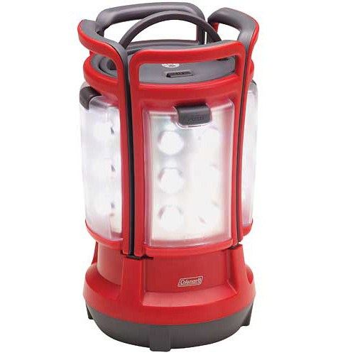 great lantern, its a lantern or individual lights for up to 4. Perfect for camping or emergency use. LED lights with long battery life