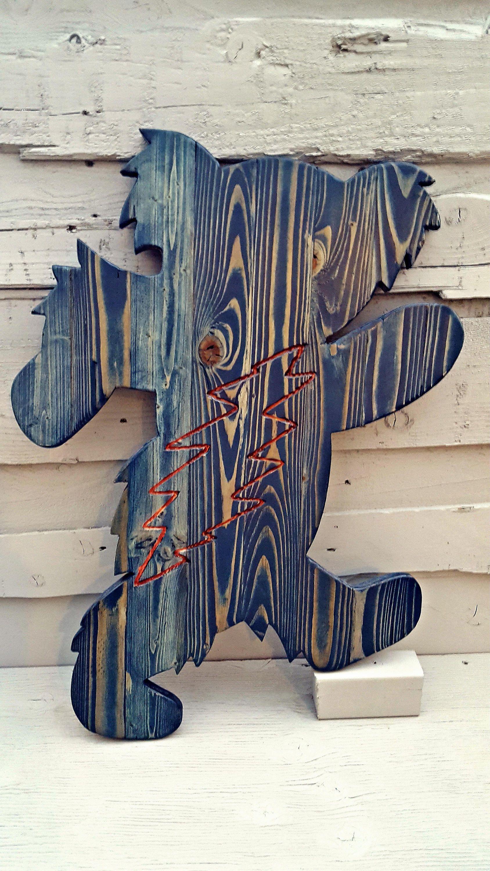 Park Art|My WordPress Blog_Grateful Dead Dancing Bears Wall Art