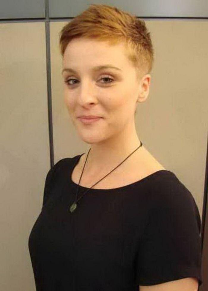 Frisuren Kurze Haare Frauen Rundes Gesicht Haarschnitte Beliebt In
