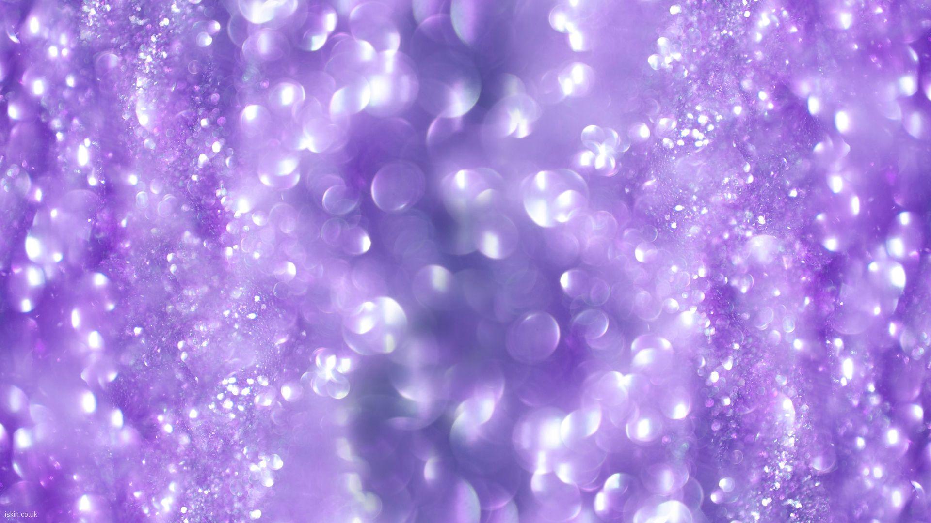 Sparkle Silver Texture Metallic Glitter Wallpaper