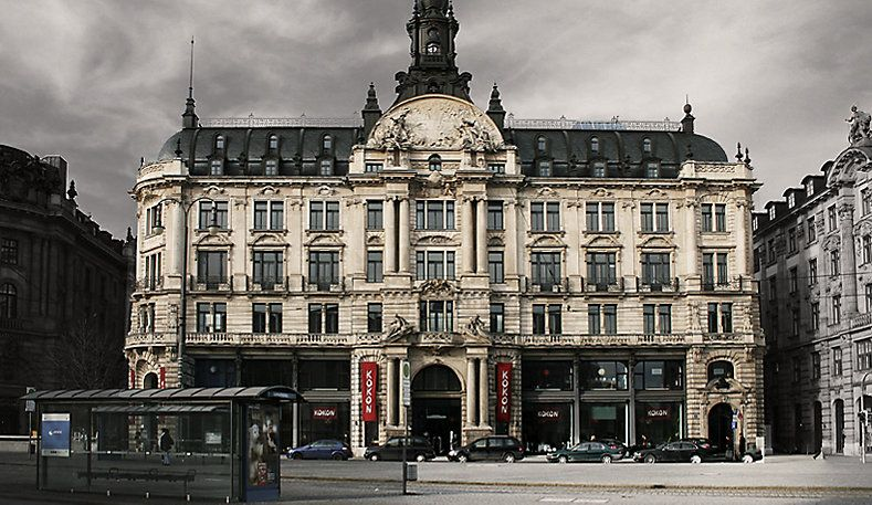 Visit Kokon Lenbach Palais Munich Munchen Einrichtungshaus Haus