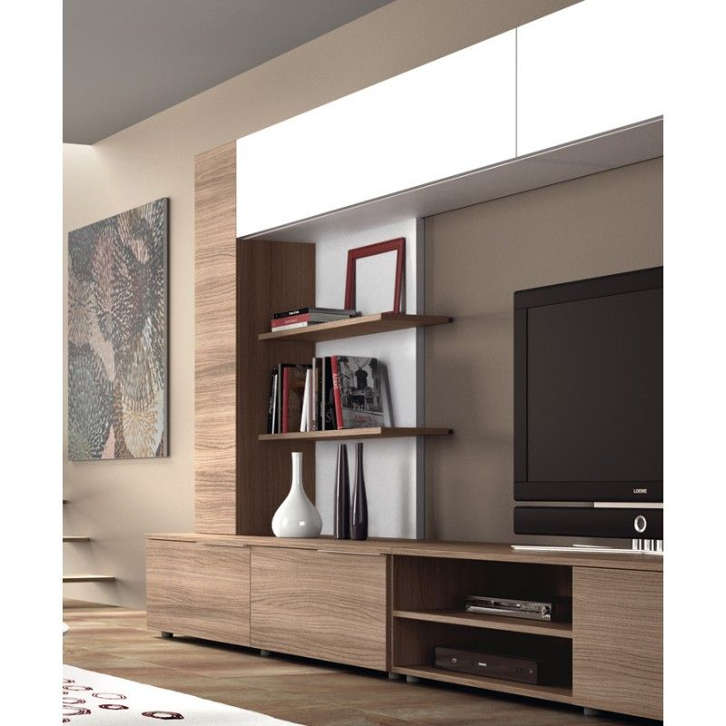meuble tv design mural ingrazia atylia tv wall unit pinterest muebles para tv centros de. Black Bedroom Furniture Sets. Home Design Ideas