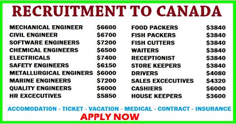 Urgent Job Opportunities In Canada Mechanical Engineering Jobs