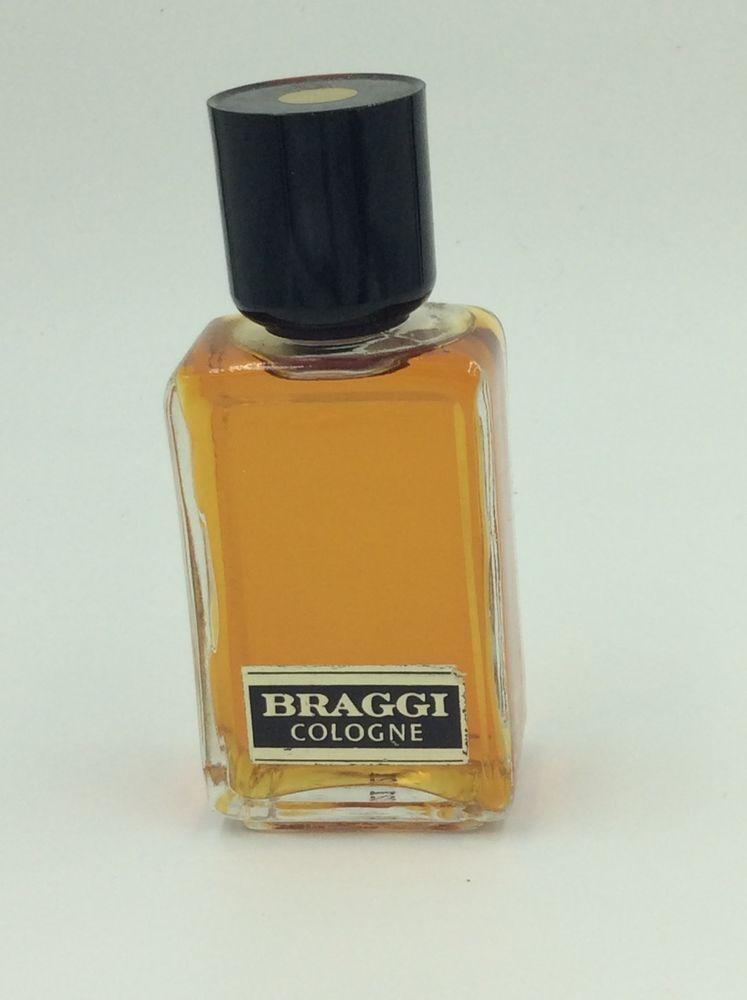 90416188dfaca6 Vintage Braggi Cologne Charles Revson 2 oz Mens Cologne Full Bottle   eBay  Eau De Cologne