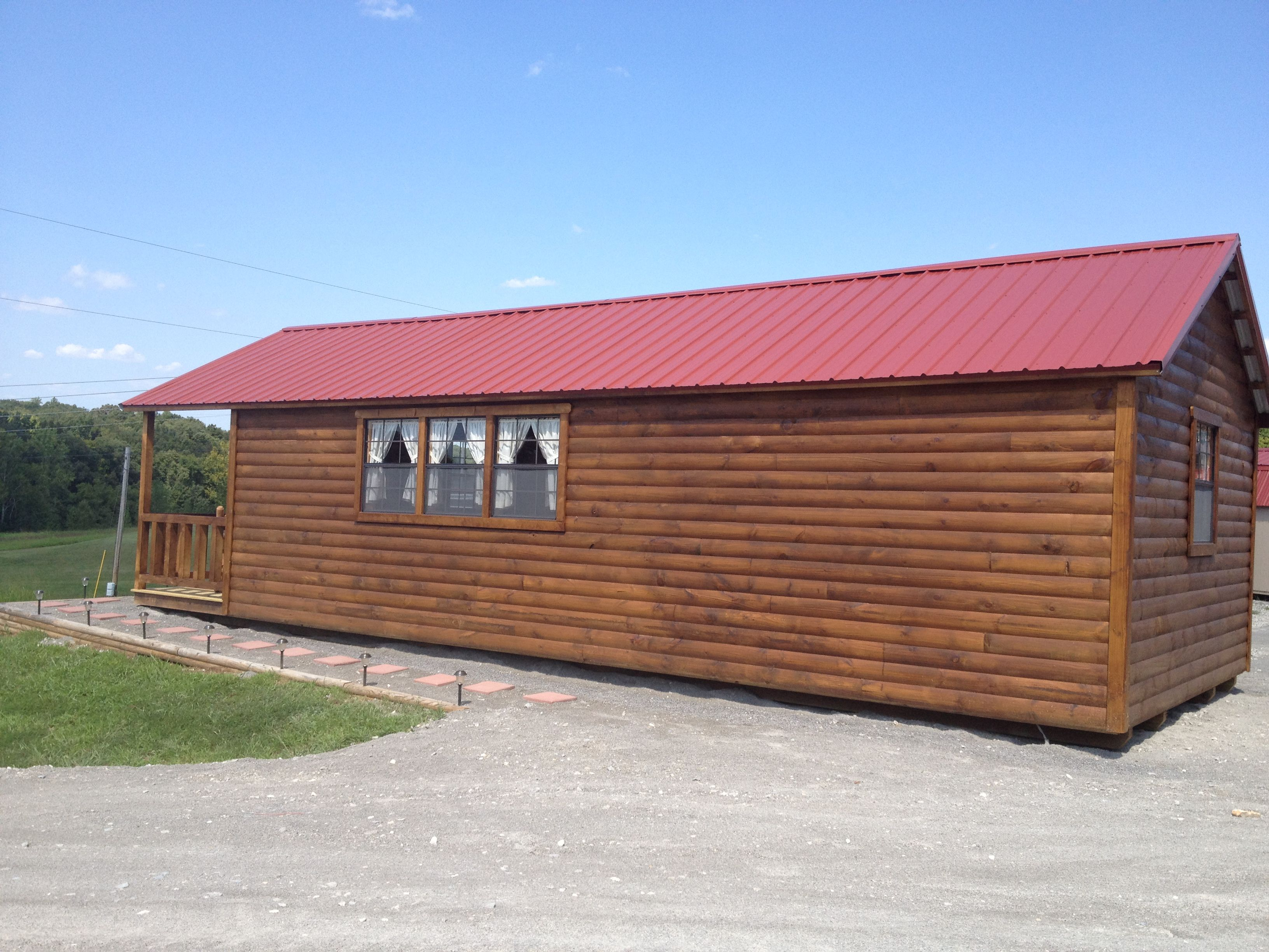 Delicieux Cabins Built By Mennonite.