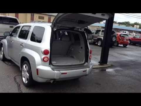Chevrolet HHR LT Used Car Dealer In Oklahoma City Buy Here - Oklahoma city chevrolet car dealerships