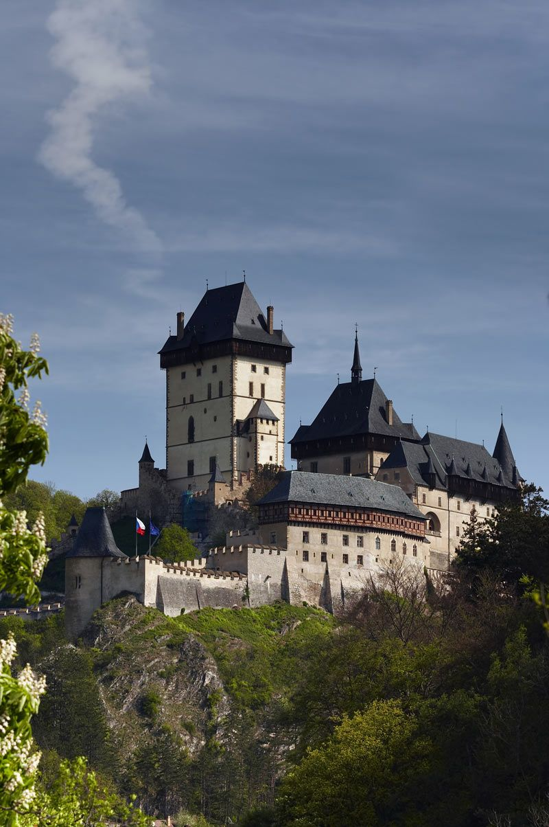 Karlštejn Castle, Czech Republic