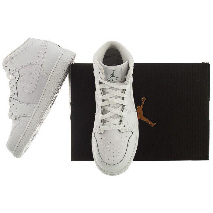 ButSklep.pl - Nike - Air Jordan 1 Mid BG - Buty Damskie b59becc83e8