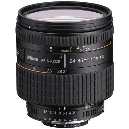 Nikon 24 85mm F 2 8 4 If D Fotografos Fotografia Tecnicas Fotograficas
