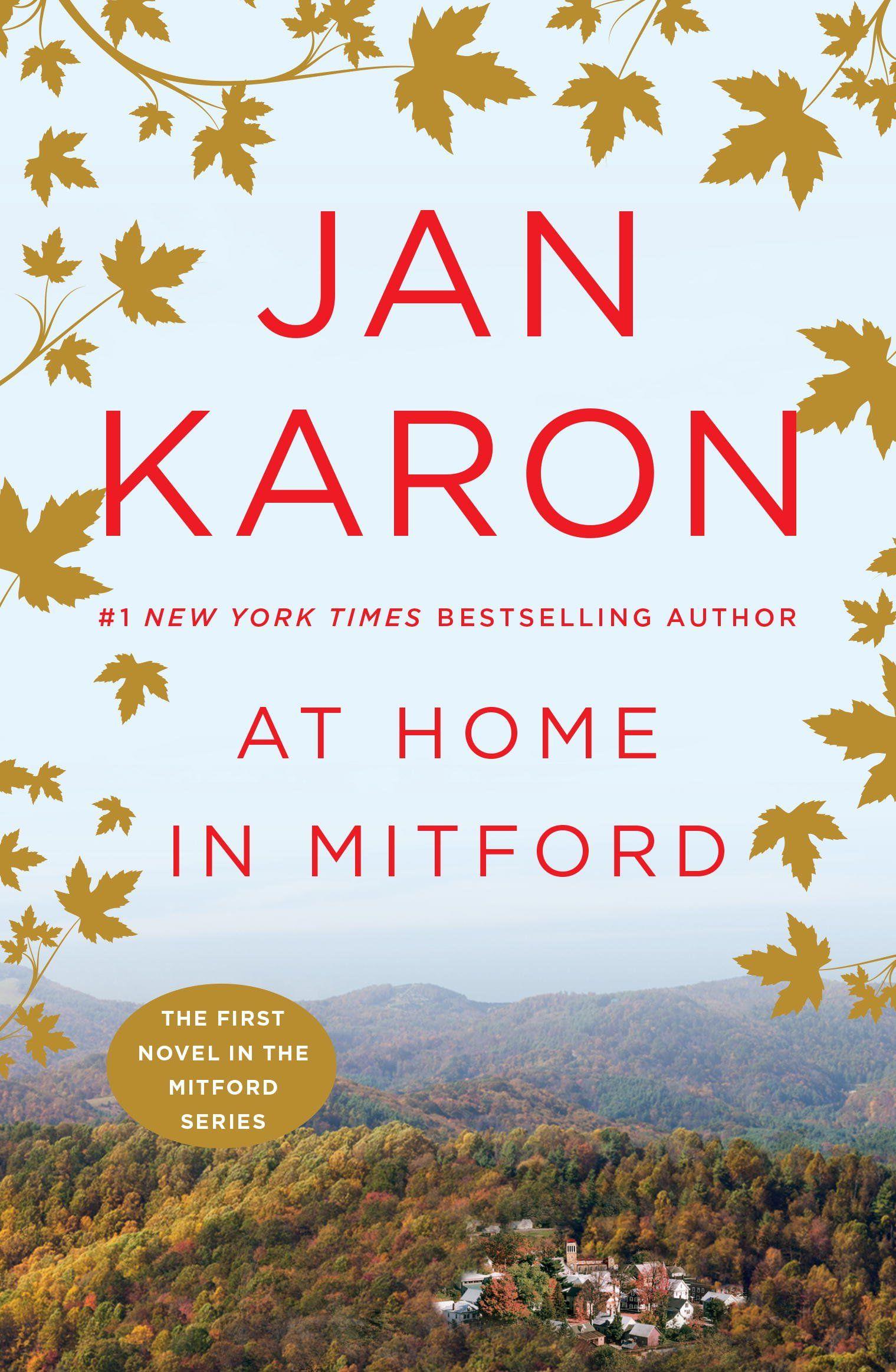 At Home in Mitford A Novel Mitford series, Mitford, Jan