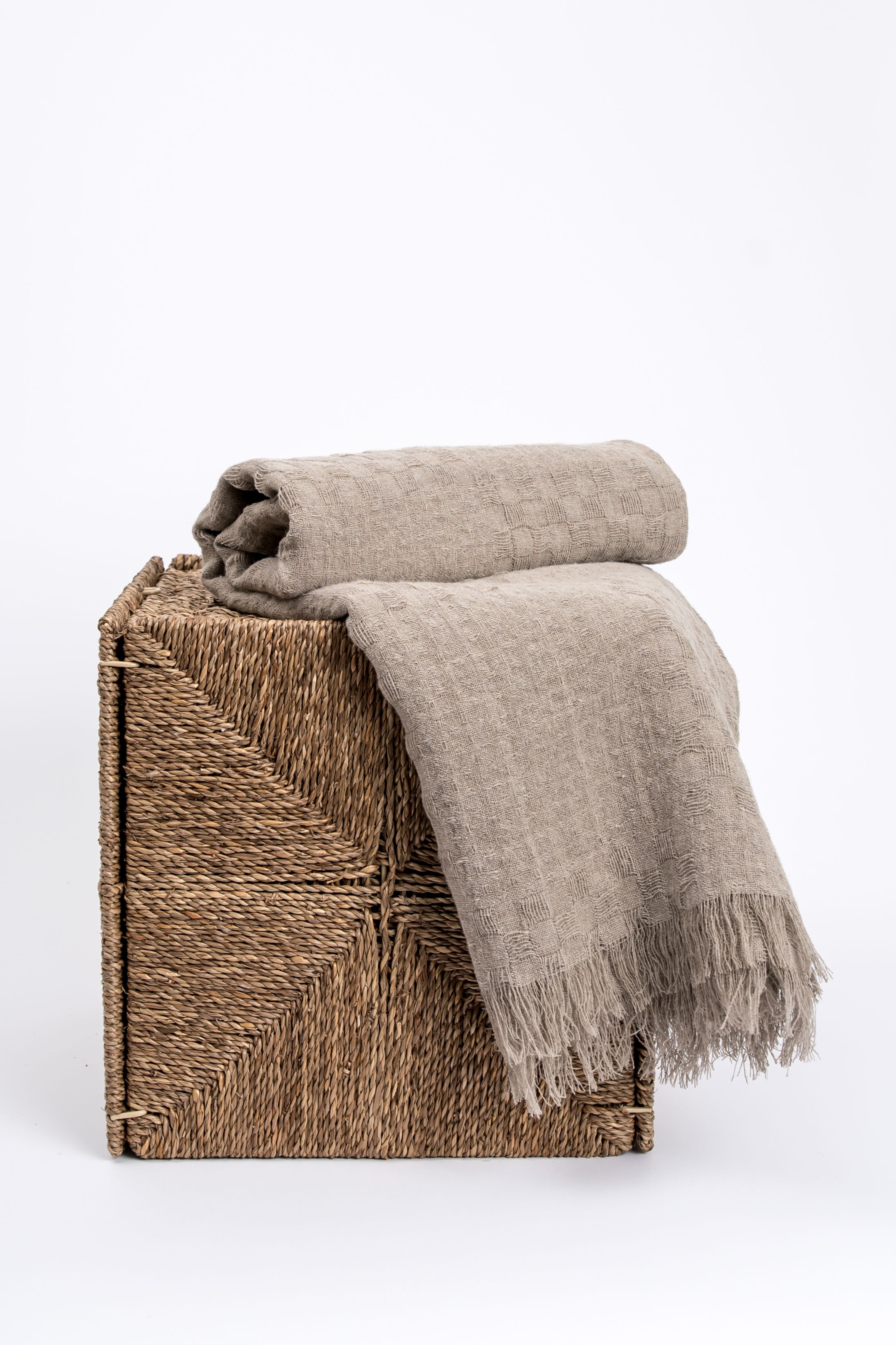 Linen Throw Blanket With Fringe Linen Bed Throw 100 Stone Washed Linen Fabric Natural Or Mustard Yellow Linen Linen Bed Throws Throw Blanket Linen Throw