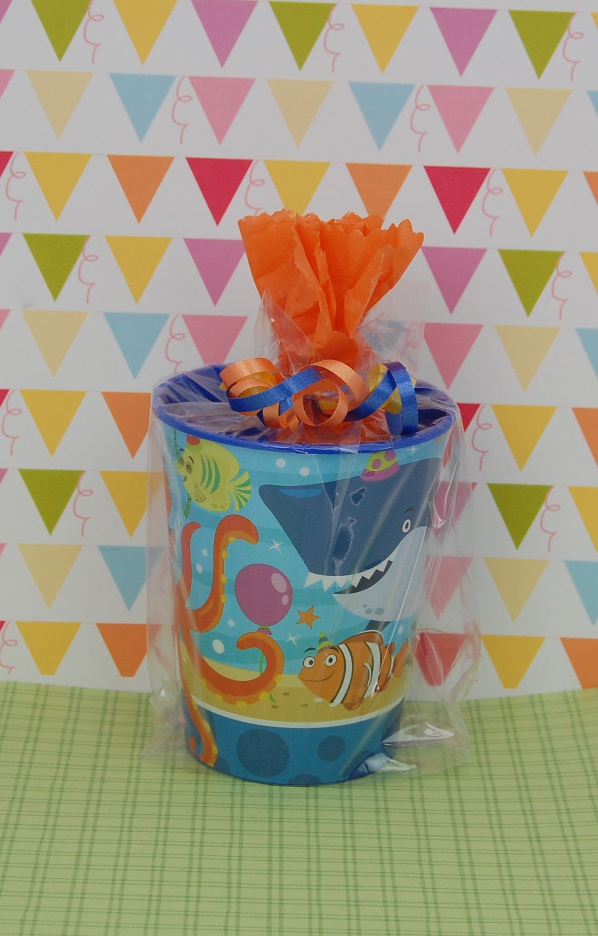 Ocean Buds Pre Filled Goo Bags Party Favors For Kids Birthday Parties Baby Shower