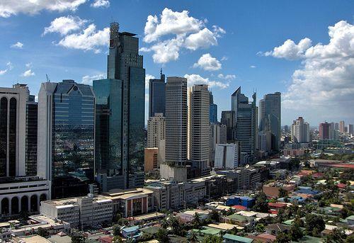 My city! Born and raised in Makati City...