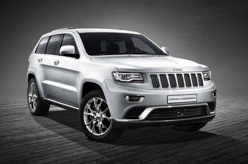 Jeep Grand Cherokee 2018 Luxury Sporty Design Great Performance