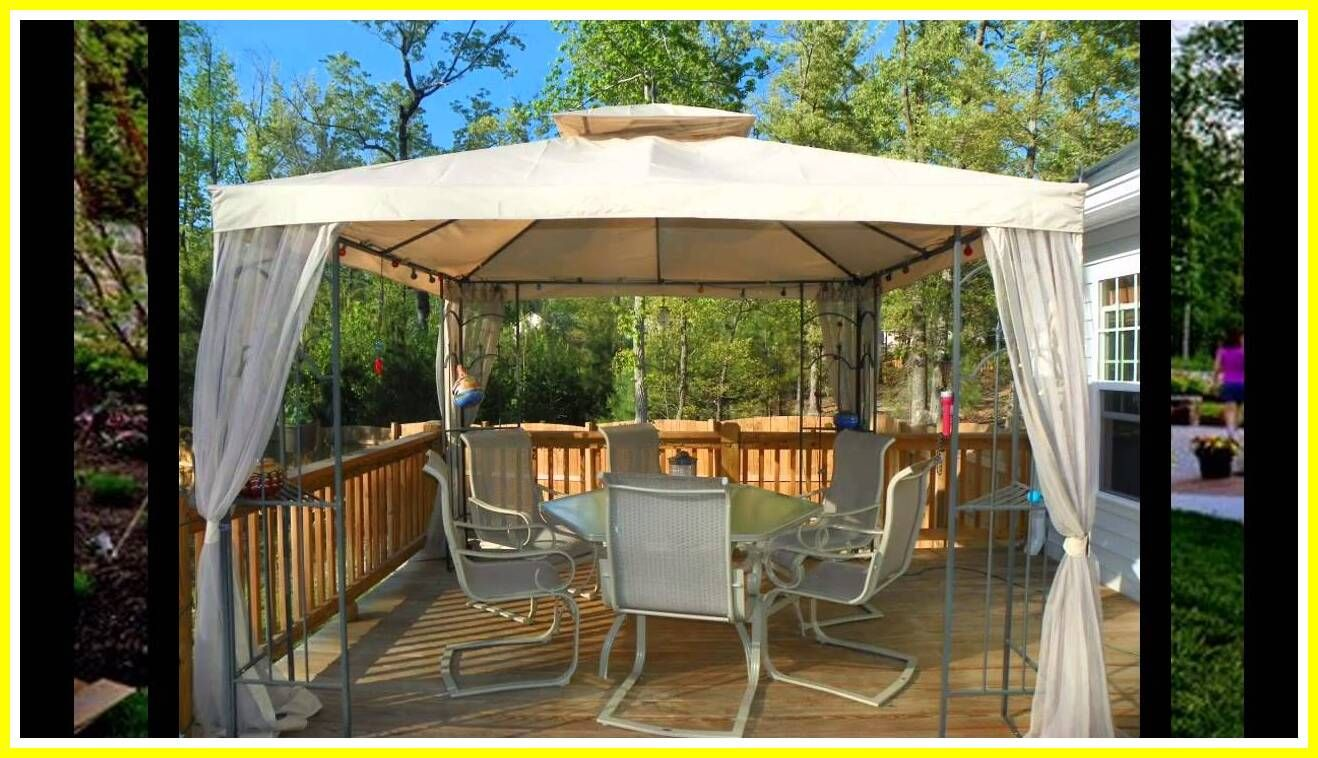 97 Reference Of Outdoor Patio Gazebo 12x12 In 2020 Outdoor Patio Diy Gazebo Patio