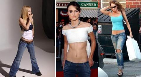 Low Waist Jeans For Women - Xtellar Jeans