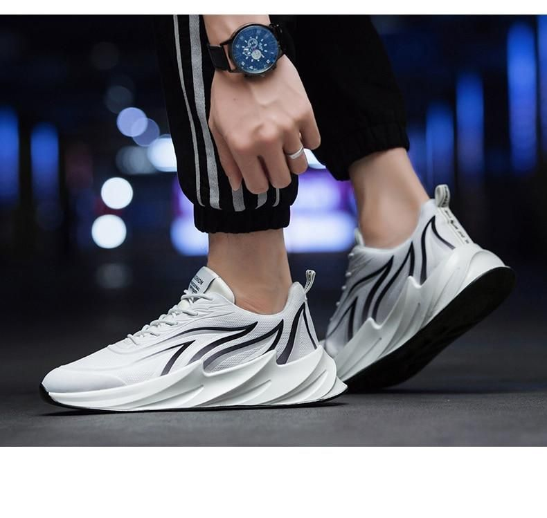 Men sneakers limited edition breathable