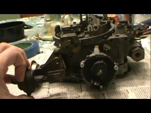 How To Rebuild A Rochester Quadrajet Part 12 Rebuild Rochester Engineering