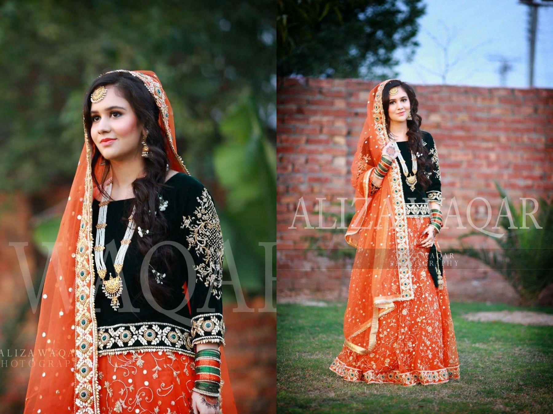 Photography by Aliza waqar | Bridal wear | Wedding hijab
