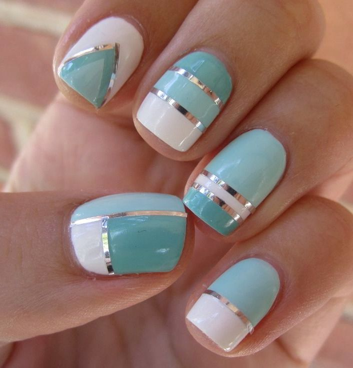 10 Nail Ideas For Summer That We Are Ah Bsessed With Some Tutorials