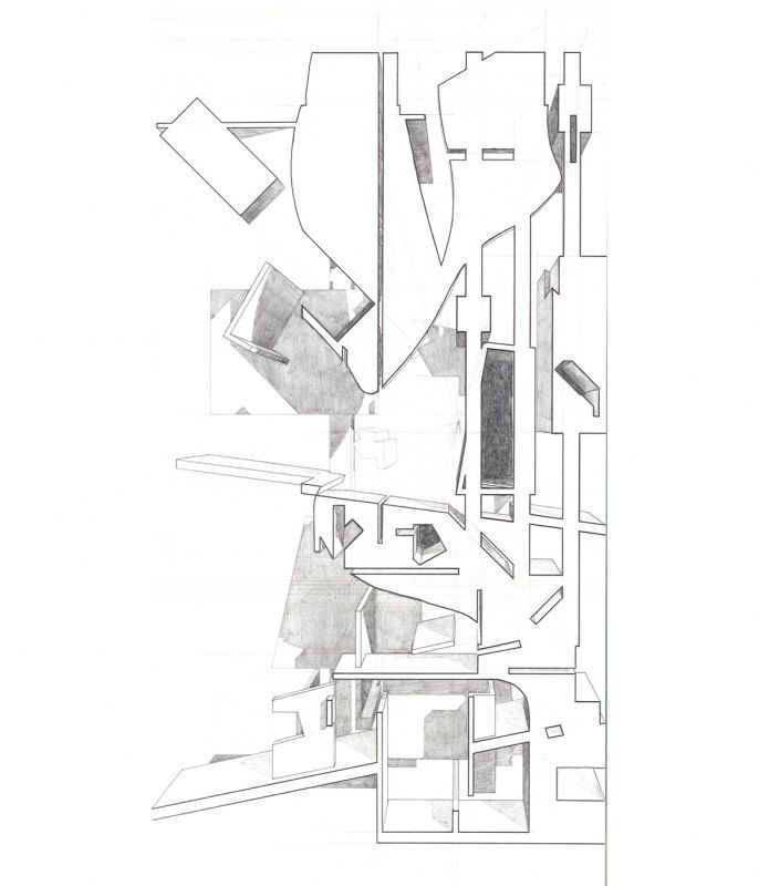 Visualization II: The City of Elspeth   Yale School of Architecture   Vittorio Lovato
