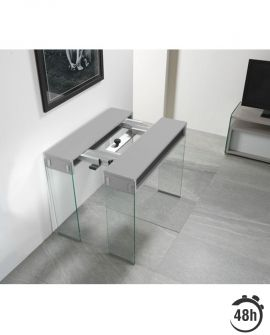 table console extensible - town | console | pinterest | armoires